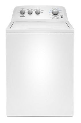 Pic of Whirlpool WTW4850HW Series Top Load Washer